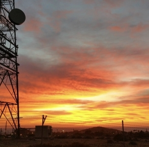 Sunrise Telstra Hill Whyalla